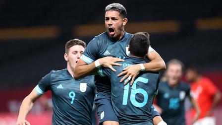 U23 Ai Cập 0-1 U23 Argentina: 3 điểm đầu tiên