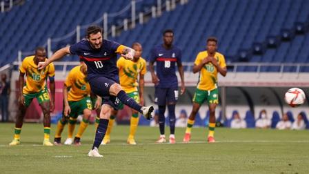 U23 Pháp 4-3 U23 Nam Phi: Ngược dòng điên rồ