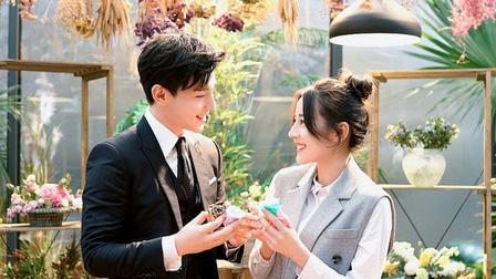 Chuyện tình lãng mạn của Địch Lệ Nhiệt Ba và Đặng Luân lên sóng VOVTV