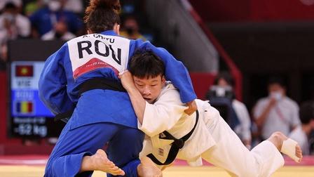 Judo Olympic Tokyo 2020: Thanh Thủy dừng bước từ vòng loại
