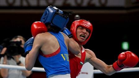 Boxing Olympic Tokyo 2020: Nguyễn Thị Tâm bị loại sau trận thua sát nút trận mở màn