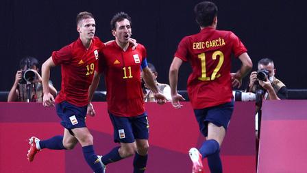 U23 Australia 0-1 U23 Tây Ban Nha: Bò tót chiếm ngôi đầu