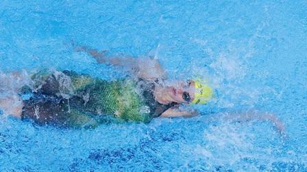 Kỷ lục môn bơi Olympic bị phá vỡ 3 lần trong 7 phút