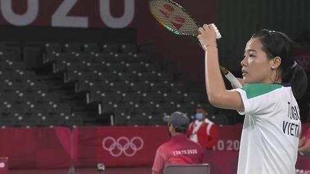 Olympic Tokyo 2020: Nguyễn Thùy Linh vẫn có thể vào tứ kết dù không thắng nổi số 1 thế giới