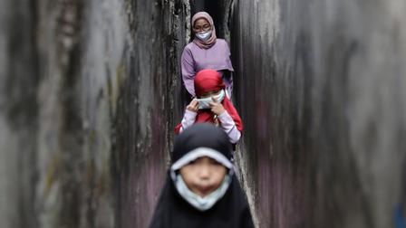 Báo động tình trạng trẻ em tử vong do Covid-19 cao bất thường tại Indonesia