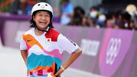 Olympic Tokyo 2020: Nhà vô địch bộ môn trượt ván trẻ tuổi nhất lịch sử