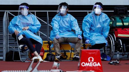 Các nhà tài trợ Olympic Tokyo 'tiến thoái lưỡng nan' vì đầu tư vào Thế vận hội