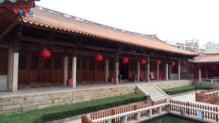 Thành phố cảng Tuyền Châu (Trung Quốc) trở thành Di sản UNESCO