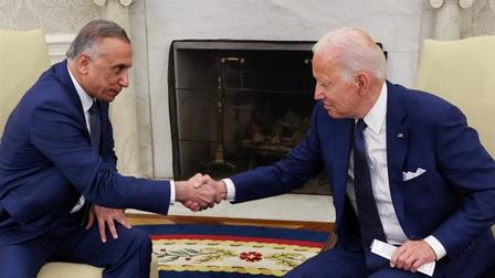 Mỹ đạt thỏa thuận chấm dứt sứ mệnh chiến đấu ở Iraq vào cuối năm 2021