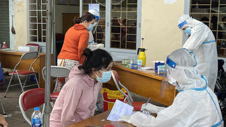 Bà Rịa - Vũng Tàu thành lập 9 bệnh viện điều trị COVID-19