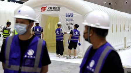 Trung Quốc công bố nguyên nhân ban đầu bùng phát dịch Covid-19 ở Nam Kinh