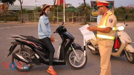 Hà Nội: Xử phạt hơn 3 tỷ đồng các trường hợp vi phạm trong 4 ngày đầu giãn cách xã hội