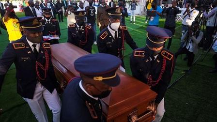 Haiti bắt đội trưởng cận vệ của cố Tổng thống Moise