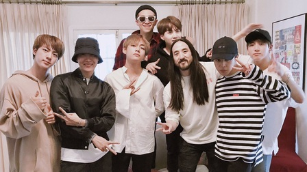 MV 'MIC Drop' của BTS vượt mốc 1 tỷ lượt xem trên Youtube