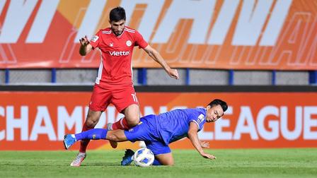 Pathum United 2-0 Viettel: Đánh rơi ngôi nhì bảng