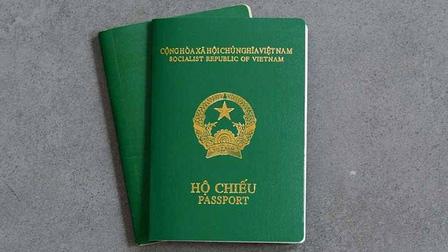 Ban hành quy định về hộ chiếu có gắn chíp