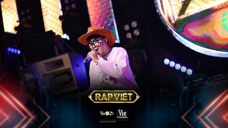 """Hot tiktoker triệu view Lập Nguyên """"đốn tim"""" với bản rap ngọt ngào tại Rap Việt mùa 2"""