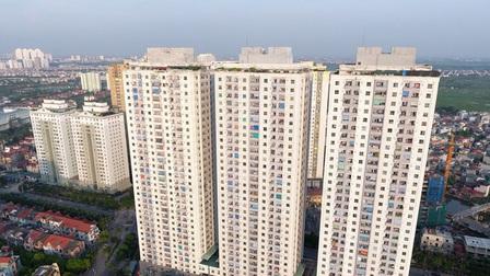 Covid-19 cản bước phục hồi của thị trường căn hộ Hà Nội