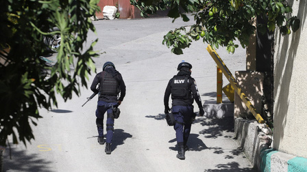 Tổng thống bị ám sát: Haiti thiết quân luật, bắt đối tượng tình nghi
