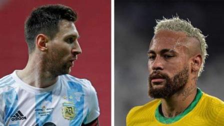 Messi đấu Neymar, phân ngôi vô địch Copa America