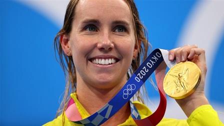 7 VĐV nổi bật nhất Olympic Tokyo: McKeon thống trị môn bơi, An San lập kỳ tích