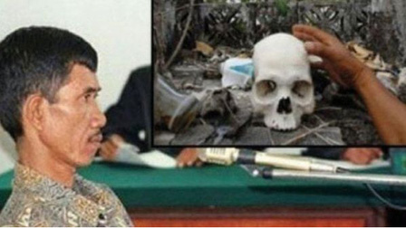Gã 'phù thủy' Indonesia sát hại 42 phụ nữ vì giấc mơ kì quái