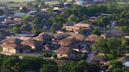Ngôi làng của tầng lớp quý tộc ở Hàn Quốc