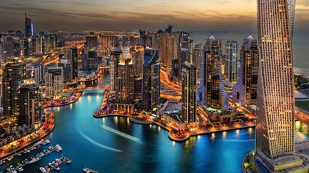 Trào lưu sang Dubai 'trốn dịch' của giới siêu giàu