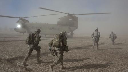 Hơn 2 nghìn tỷ USD Mỹ đổ vào Afghanistan đi về đâu?