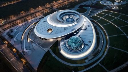 Mãn nhãn với bảo tàng thiên văn học lớn nhất thế giới tại Thượng Hải