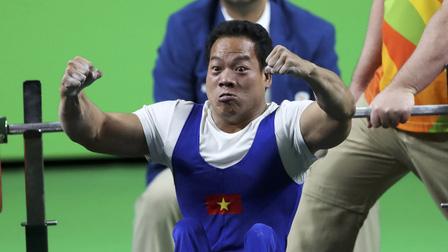 Paralympic Tokyo ngày 26/8: Mong chờ kỷ lục mới của đô cử Lê Văn Công