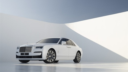 Rolls-Royce New Ghost - sedan siêu sang thế hệ mới
