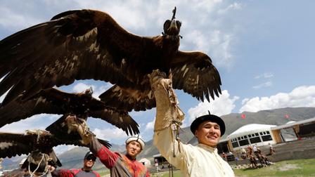 Salburun - Lễ hội săn bắt truyền thống ở vùng Trung Á