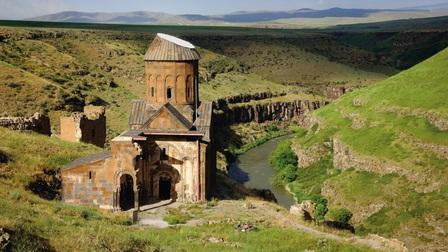Thành phố bỏ hoang từng có 1.001 nhà thờ
