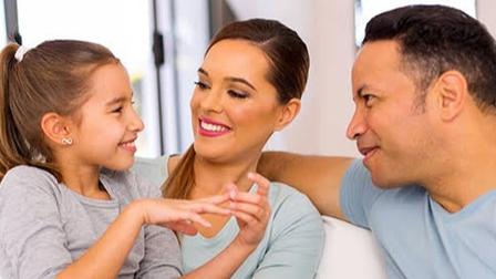 Thuyết phục cha mẹ theo ý mình có khó?