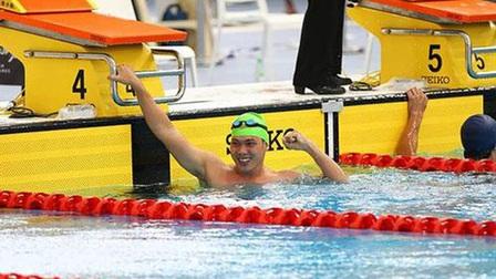 Paralympic Tokyo 2020: Võ Thanh Tùng không vượt qua vòng loại ở nội dung bơi sở trường