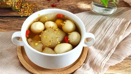 Biến tấu không giới hạn với món chè heo quay - trứng cút lạ miệng