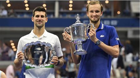 Chung kết US Open: Djokovic thua trắng, lỡ cơ hội vượt mặt Nadal và Federer