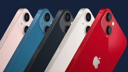 Apple ra mắt iPhone 13 với pin dài cả ngày, camera mới