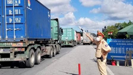 Bãi bỏ, dừng các quy định làm cản trở giao thông, lưu thông hàng hóa