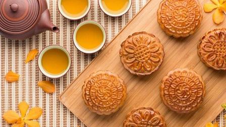 Hấp dẫn bánh Trung thu handmade