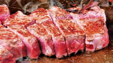 Nhật Bản in 3D thành công thịt bò Wagyu vân cẩm thạch