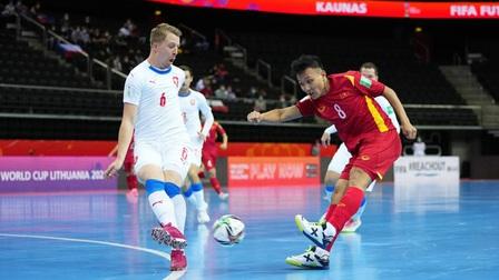 ĐT futsal Việt Nam tạo 'địa chấn', giành quyền vào vòng 1/8 World Cup