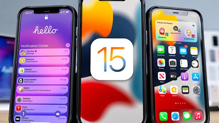 iOS 15, iPadOS 15 chính thức ra mắt