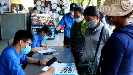 Hơn 150.000 người ở Thừa Thiên Huế sử dụng thẻ kiểm soát dịch bệnh