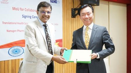 Vaccine Nano Covax được đánh giá chất lượng tại Ấn Độ