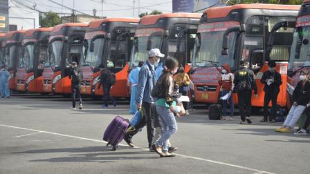 TP.HCM đón người lao động trở lại thành phố từ ngày 1/10