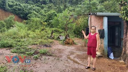 Đà Nẵng: Nhiều hộ dân nằm trong vùng nguy cơ sạt lở cần di dời