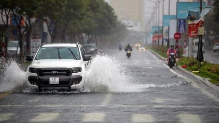 Thời tiết hôm nay: Mưa lớn nhiều nơi, đề phòng lũ quét và sạt lở đất