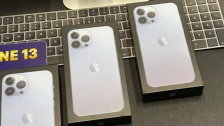 Vừa bán ra, iPhone 13 series đã gặp sự cố